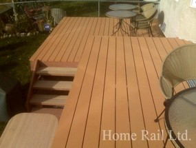 Aluminum Railing Lethbridge Decking Amp Rail Home Rail Ltd